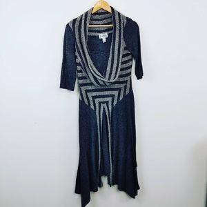 JOSEPH RIBKOFF | Size 10 Casual Mid Length Dress